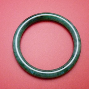 Jadeite Jade Bangle Bracelet